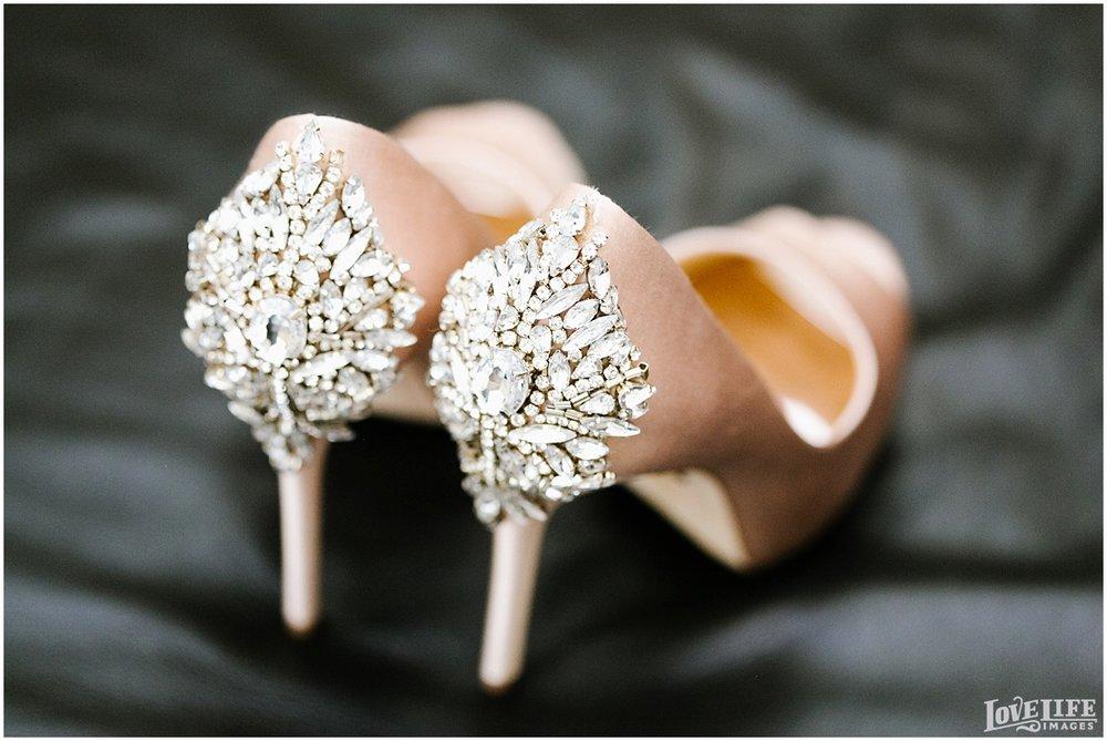 Malmaison DC Wedding bejeweled pink bridal shoes.jpg