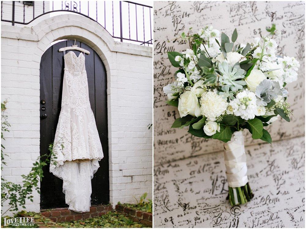 Malmaison DC Wedding bridal gown and bouquet.jpg