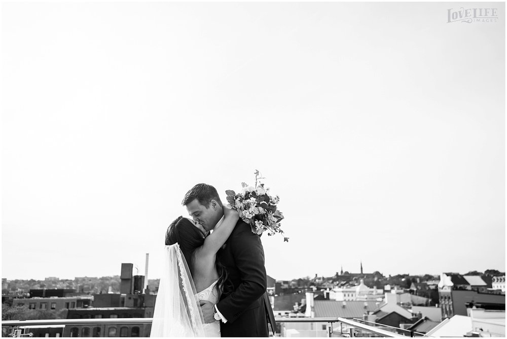 Malmaison DC Wedding rooftop first look.jpg