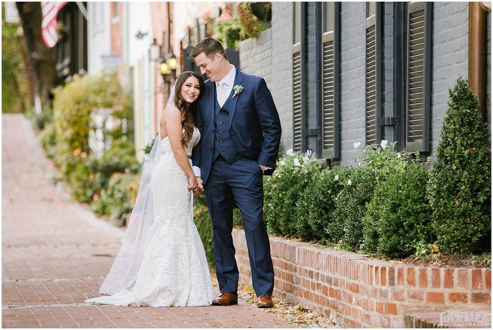 Malmaison DC Wedding outdoor bridal party portrait.jpg