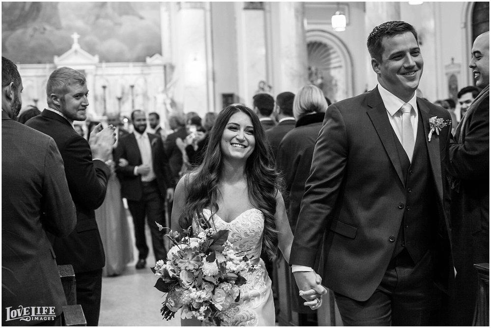 Malmaison DC Wedding bride and groom recessional.jpg