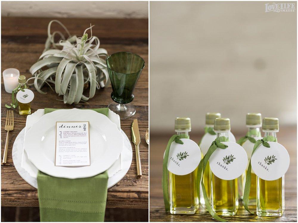 Eco wedding favors custom olive oil bottle.jpg