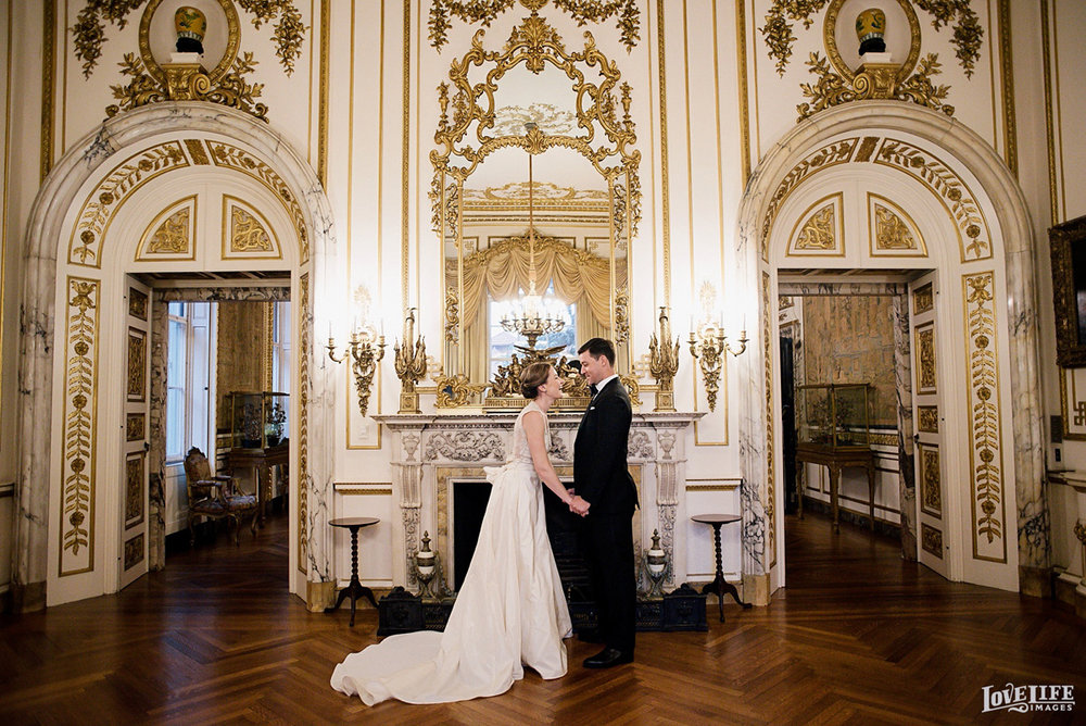 Washington DC Wedding Photographer Elegant Bridal Portrait.JPG