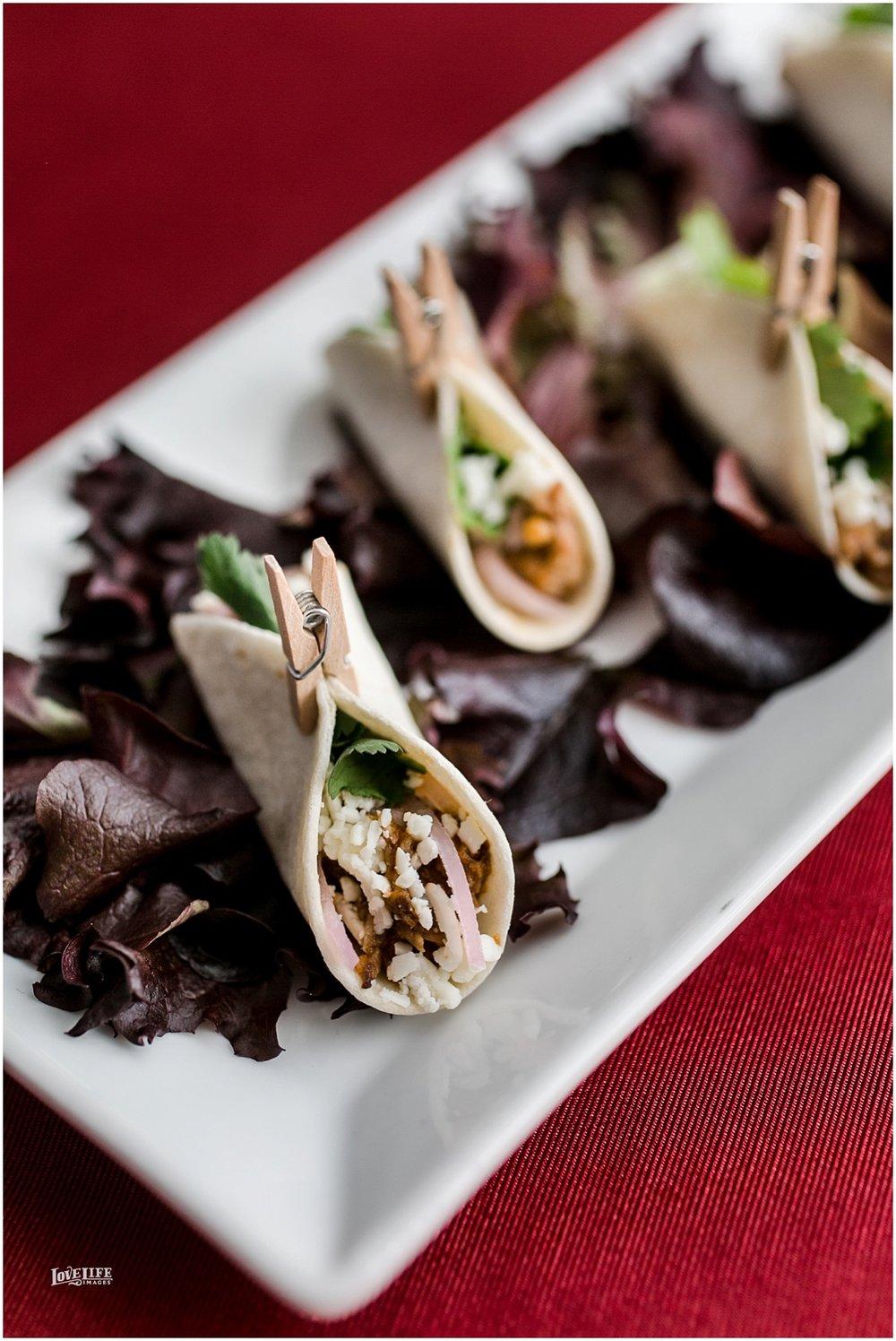 Clothespin Short Rib Taco  Pickled Purple Onion | Cilantro|Queso Fresco