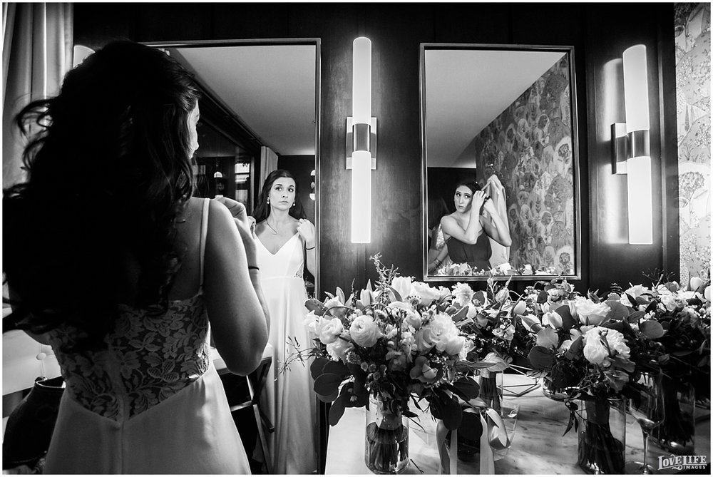 District Winery DC Wedding bride getting ready.jpg