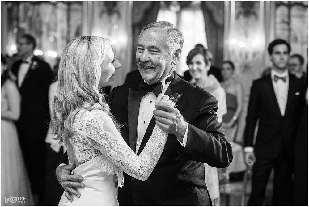 Cosmos Club DC Wedding father daughter dance.jpg