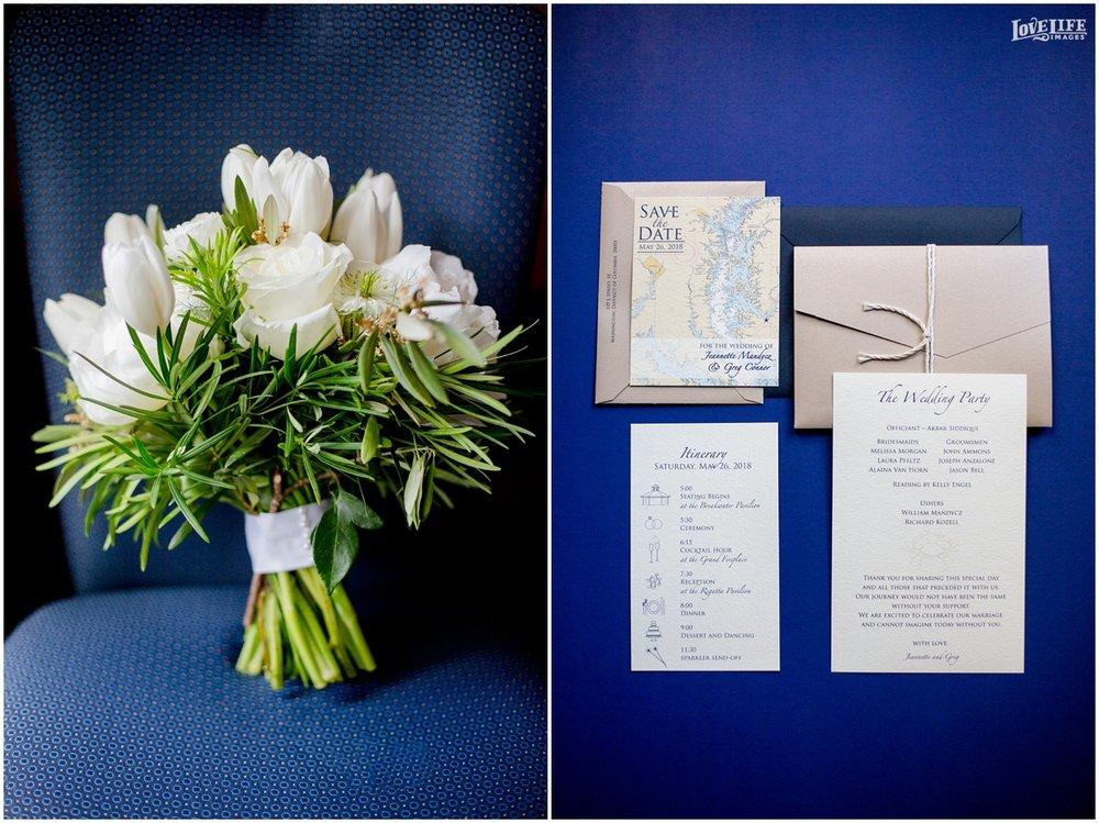 Hyatt Chesapeake Bay Wedding invitation.jpg