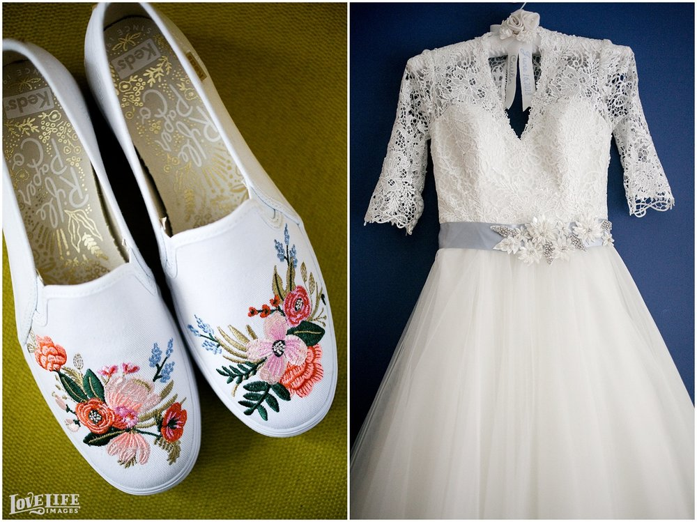 Dumbarton House DC Wedding dress and shoes.jpg