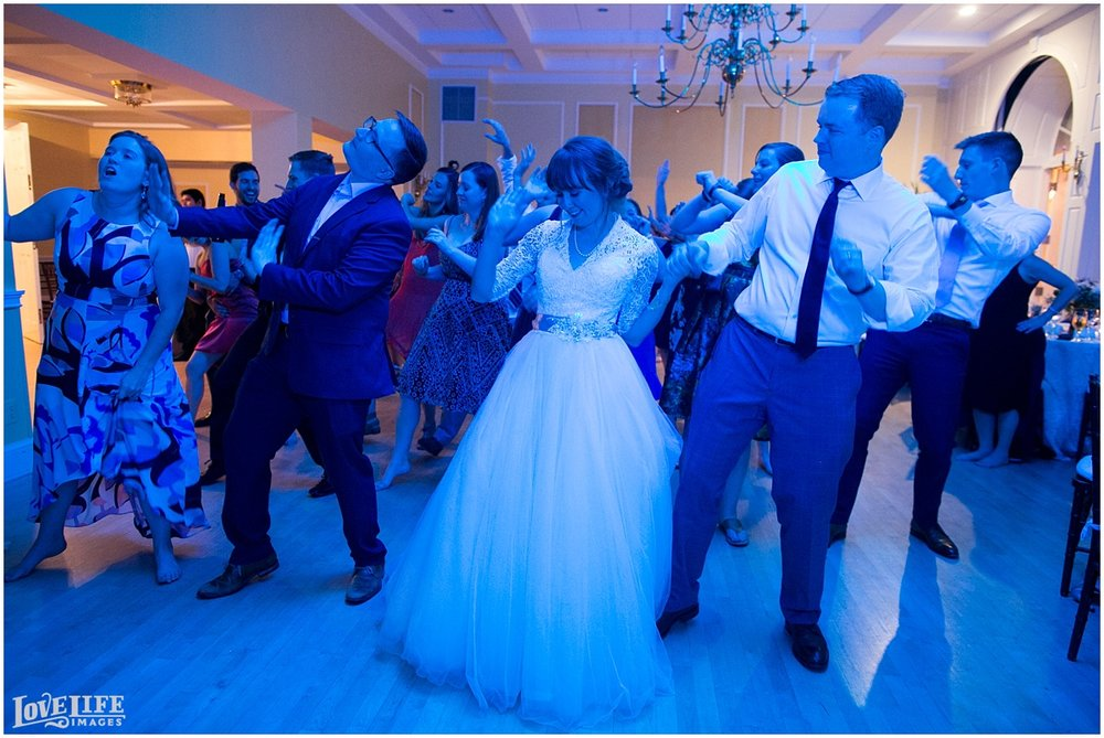 Dumbarton House DC Wedding reception dancing.jpg
