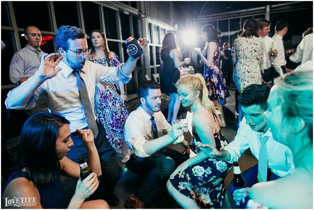 Baltimore Museum of Industry Wedding reception dancing.jpg