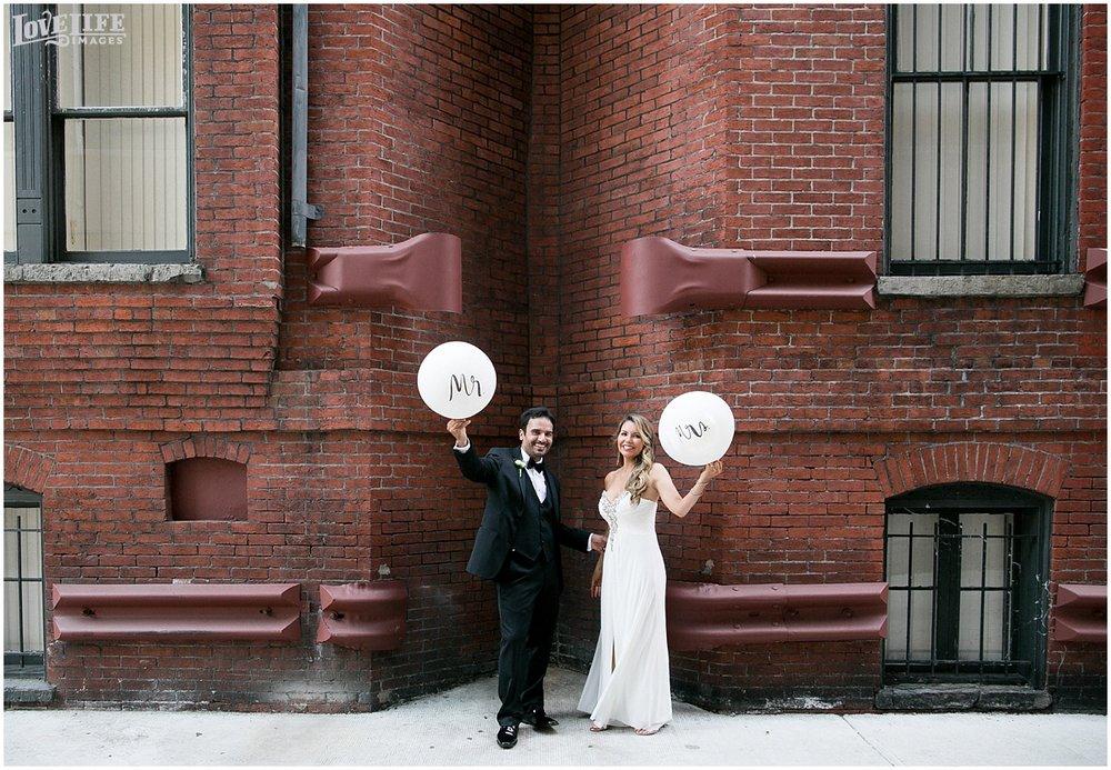Tabard Inn DC Wedding portrait with balloons.jpg
