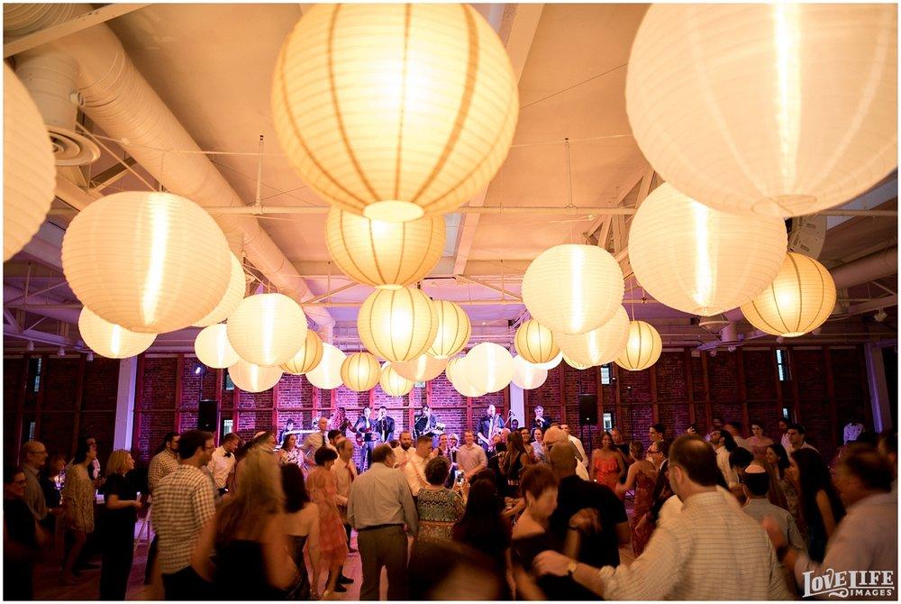 AVAM Baltimore Wedding reception in JRVC Building.jpg