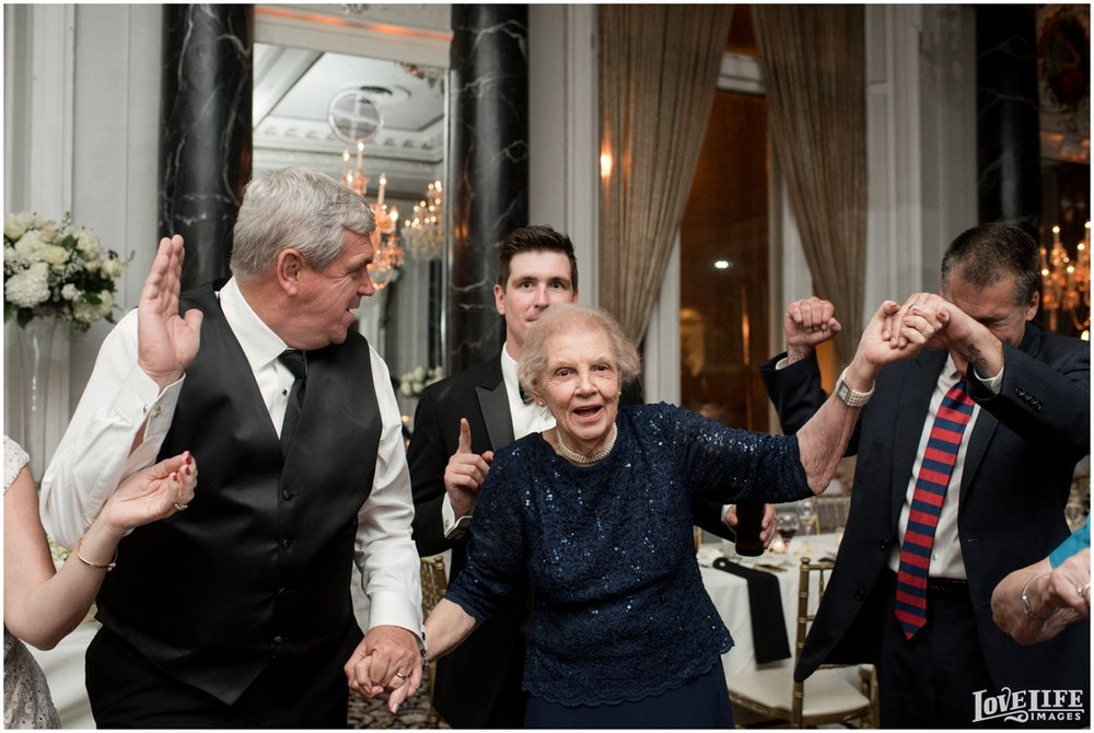 Belvedere Baltimore Wedding grandma dancing.jpg