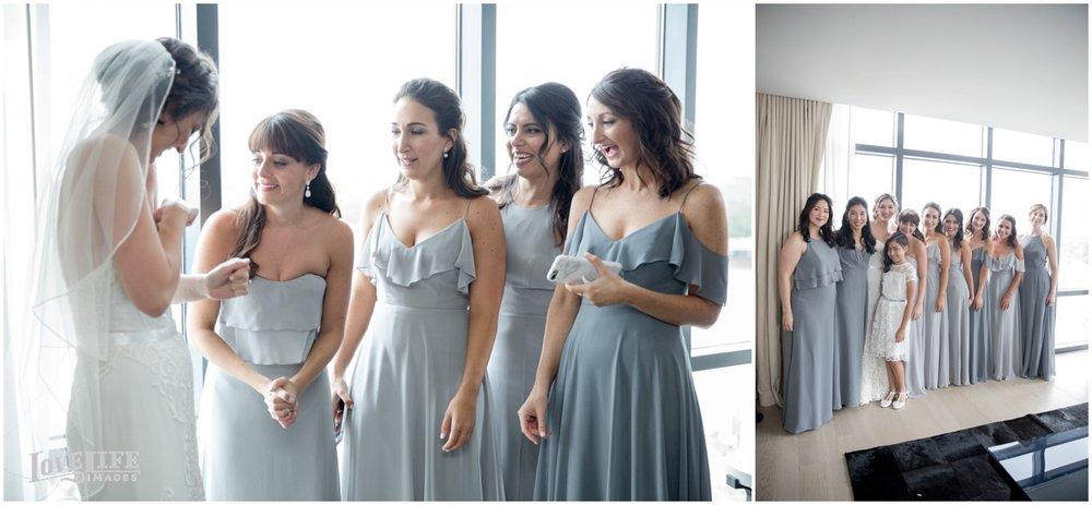 District Winery Fall DC wedding bride preparing with bridesmaids.JPG