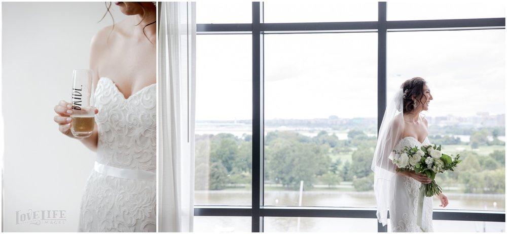 District Winery Fall DC wedding candid bridal portrait.JPG