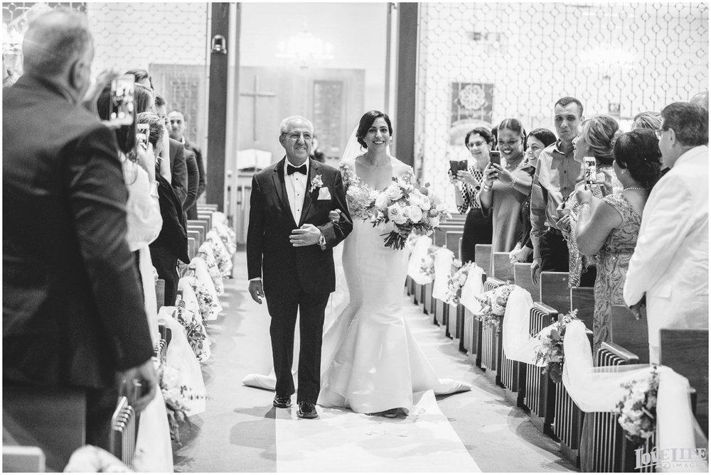 Hotel Monaco DC Wedding ceremony bride aisle.jpg