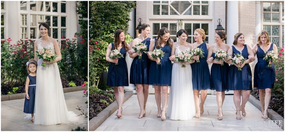 Fairmont DC Wedding bridesmaids portrait.jpg