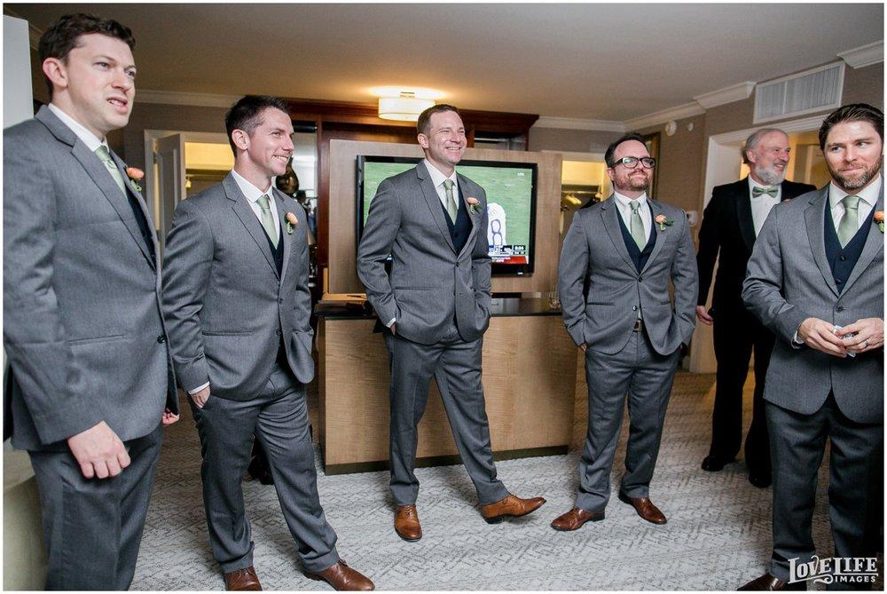 Fairmont DC Wedding groomsmen getting ready.jpg