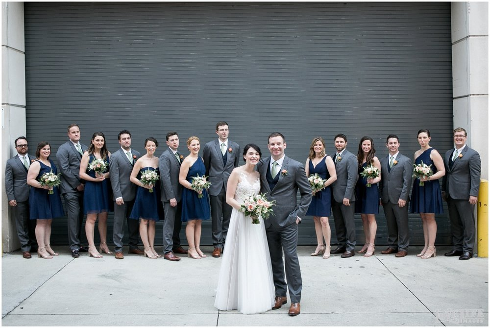 Fairmont DC Wedding urban bridal party portrait.jpg