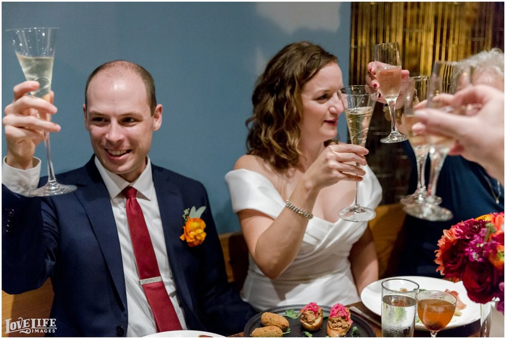 Anxo Cidery DC Wedding reception champagne toast.jpg