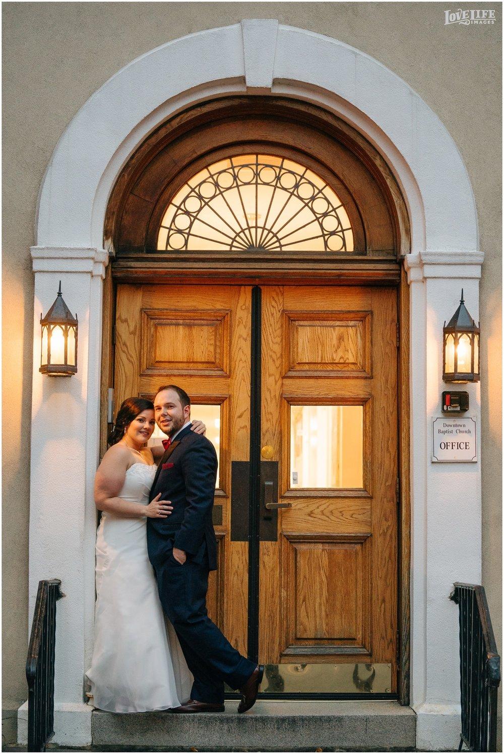 Society Fair VA Wedding nighttime bride groom portrait.jpg