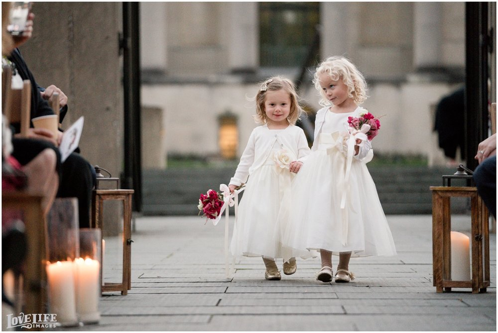 Baltimore Museum of Art Wedding flower girls.jpg