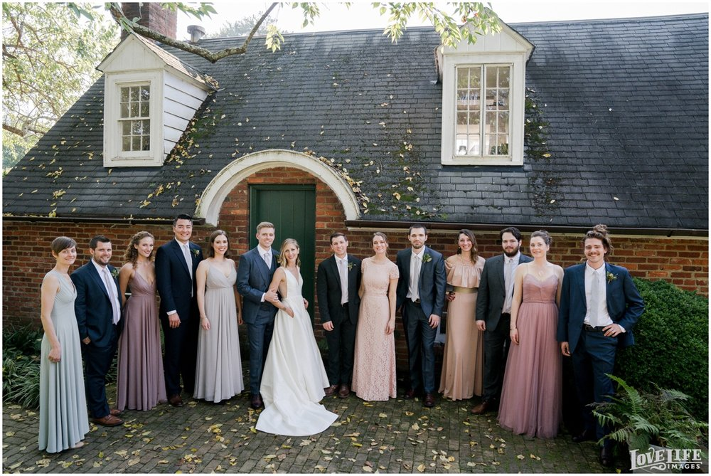 River Farm Wedding bridal party portrait.jpg