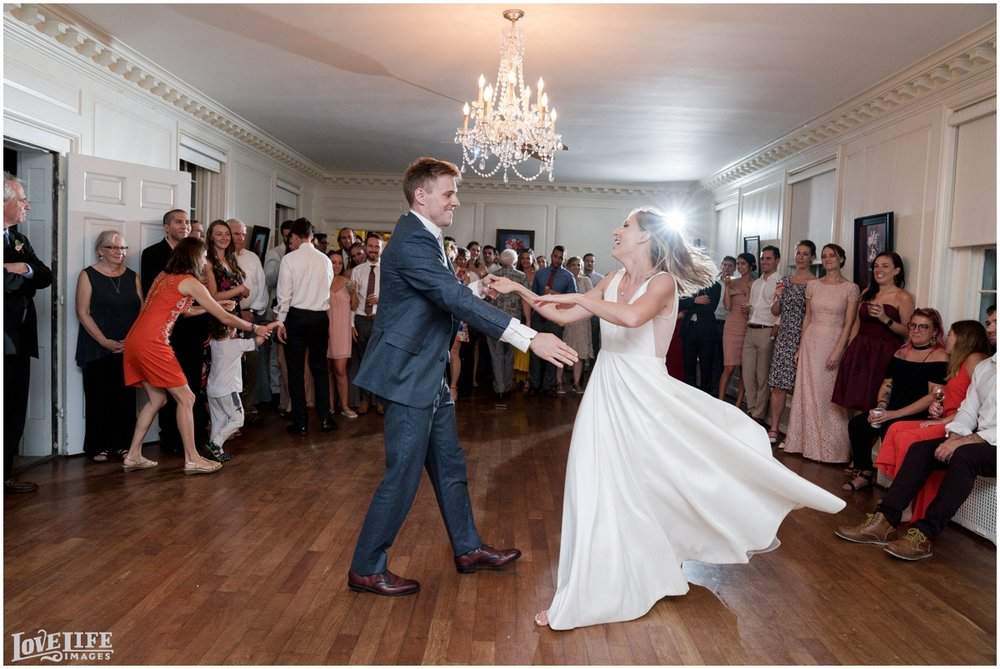River Farm Wedding first dance.jpg