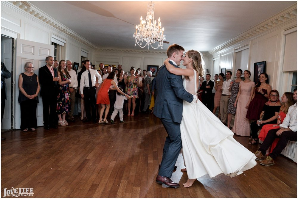 River Farm Wedding bride groom first dance.jpg