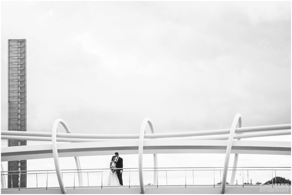 District Winery DC Wedding bridge portrait.jpg