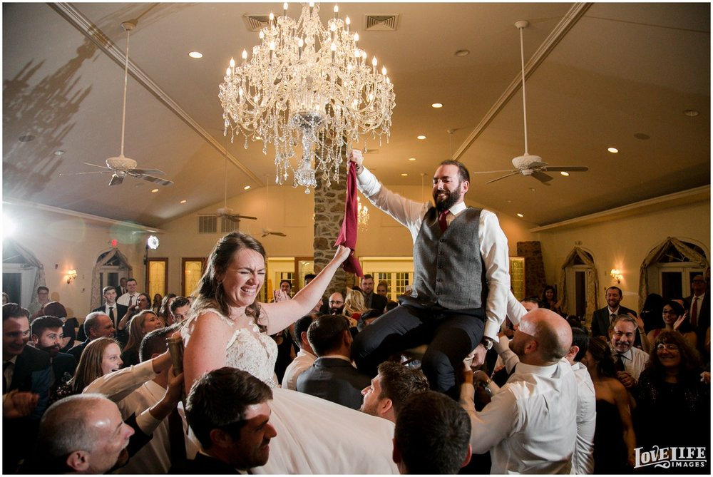 Briar Patch Inn Wedding hora.jpg