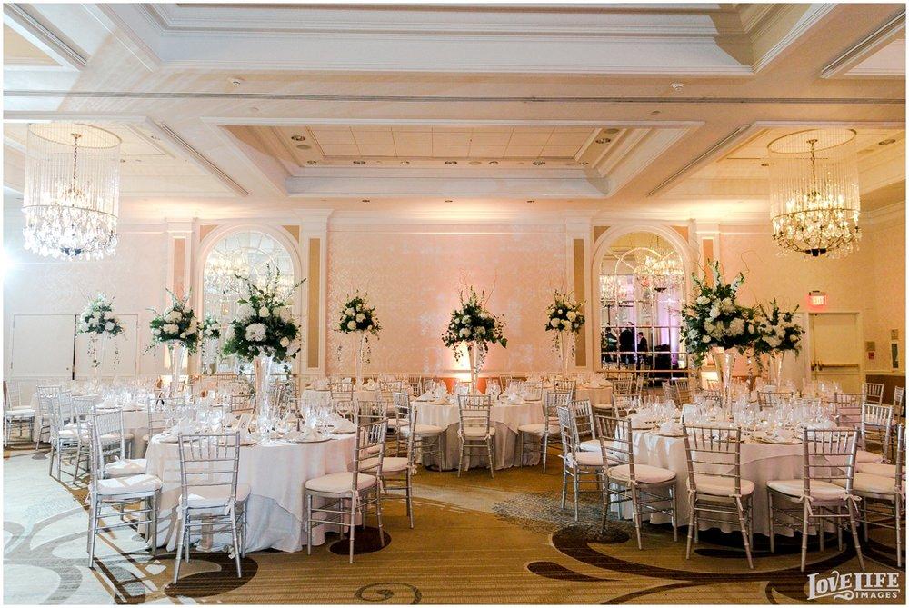 Fairmont DC Wedding elegant ballroom reception.jpg