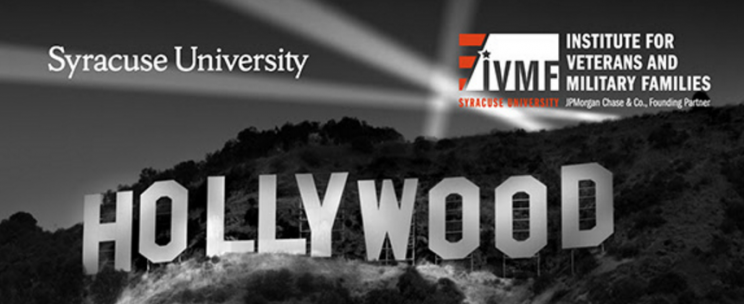 Syracuse_University_Institute_ for_Veterans and Military Families, Hollywood Event, 2017