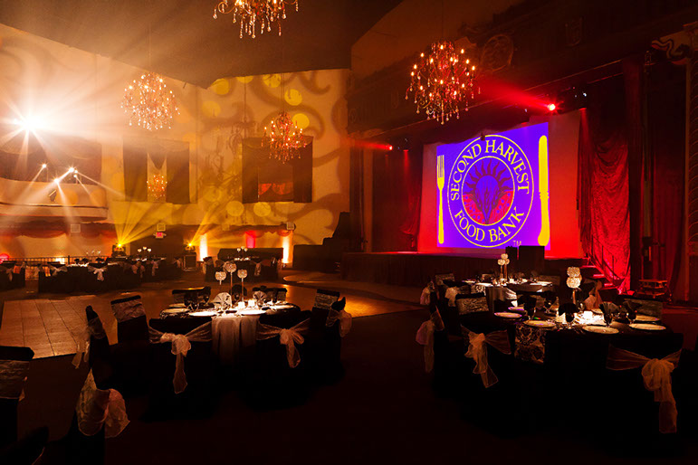 FOX BANQUET & EVENTS CENTER - CATEGORY: VENUE