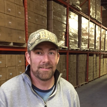 Clay Cudmore   Warehouse Manager 1-855-567-8347 x 809  Email