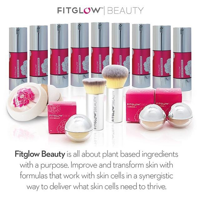 NEW BRAND: @fitglowbeauty ! . . . #fitglow #greenbeauty #eco #ecolife #natural #crueltyfree #crueltyfreemakeup #plantbased #vegan #organicskincare #makeup  #indiebeauty