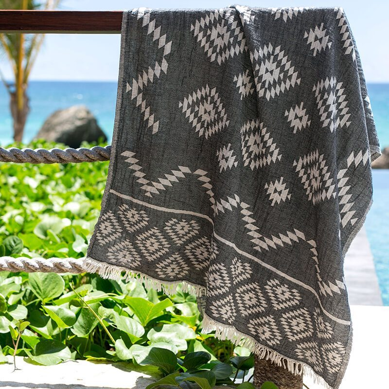 LUALOHA-Turkish-Towel-Luxury-Tribe-Black-hanging.jpg