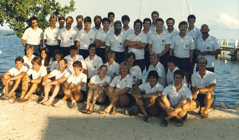 1985 Summer Staff