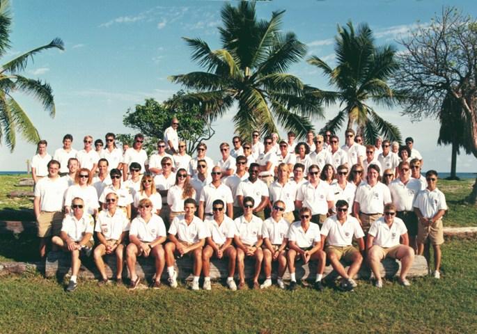 1991 Summer Staff