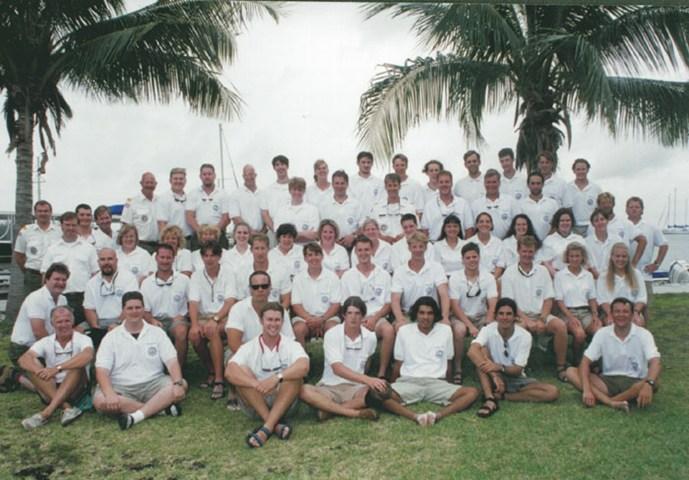 1995 Summer Staff