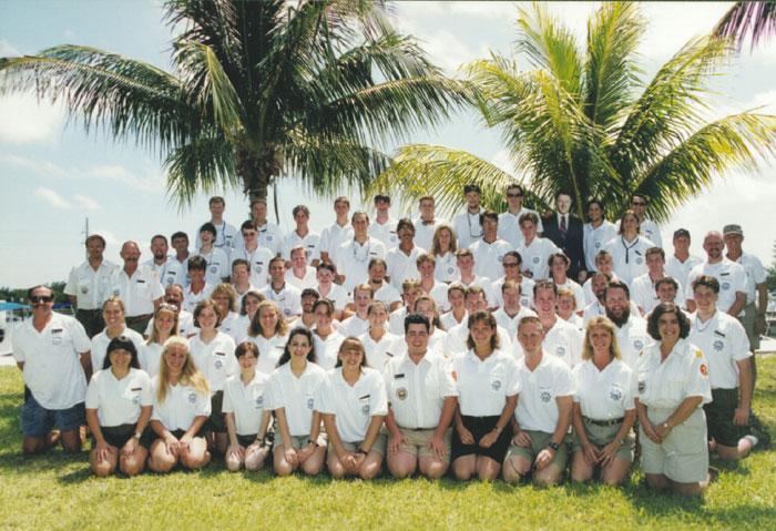 1996 Summer Staff
