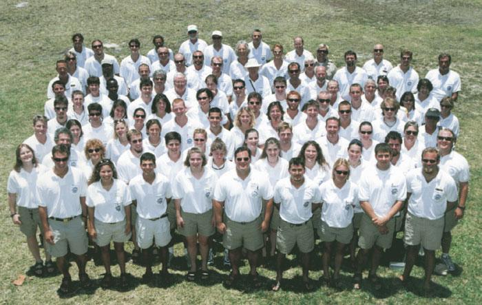 1999 Summer Staff