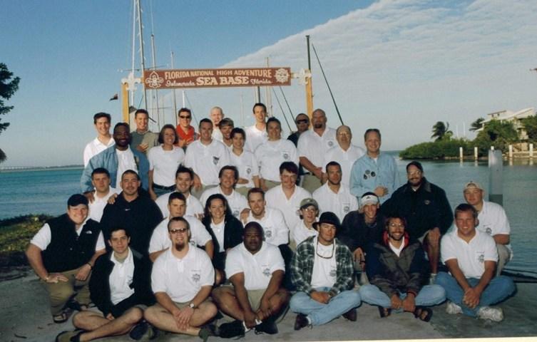 2001 Spring Staff