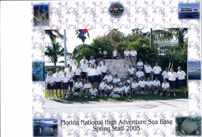 2005 Spring Staff