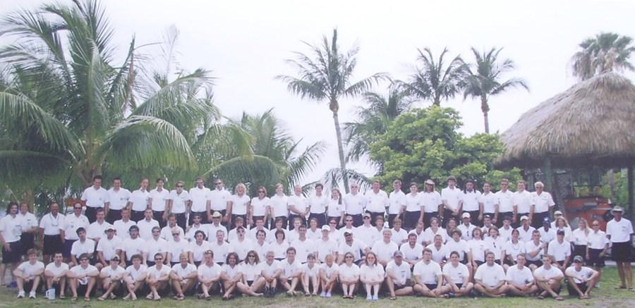2005 Summer Staff