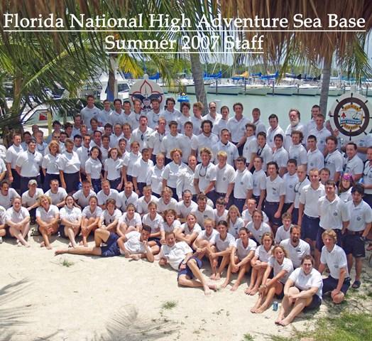 2007 Summer Staff