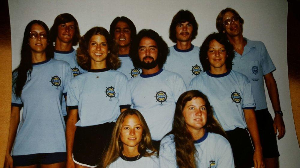 1980 Summer Staff