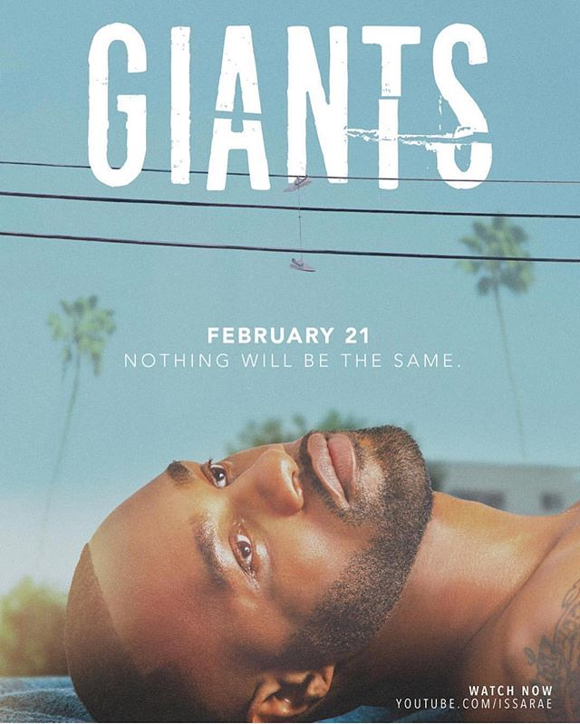 Today is the day!! Season 2 of @giantstheseries is now streaming! My friend/brother @jrbland is a genius and he has breathed life into a story that is honest, authentic and funny AF!! I'm honored to have shot the key art imagery for this season and can't wait to see the rest of this amazing show. Head to YouTube now and get your life!! #GiantsTheSeries