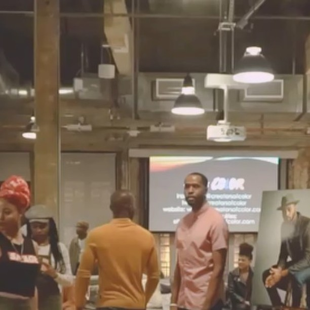 Last year I created a platform, this year @creatorsofcolor is becoming a movement!! Here are a few photos from our first Creative Mixer, if you missed out we'll see you at the next one. 🎥: @shotbyserrandon 📸: @dom_knows @hfdavis & @shotbyserrandon  And thanks to my amazing team and panel! @jalenblot @rebeccannemorgan @jefro5 @iamjoecarnell @thecatchmeifyoucan @jrbland @djbhen @angelacstyles @theextranegroes