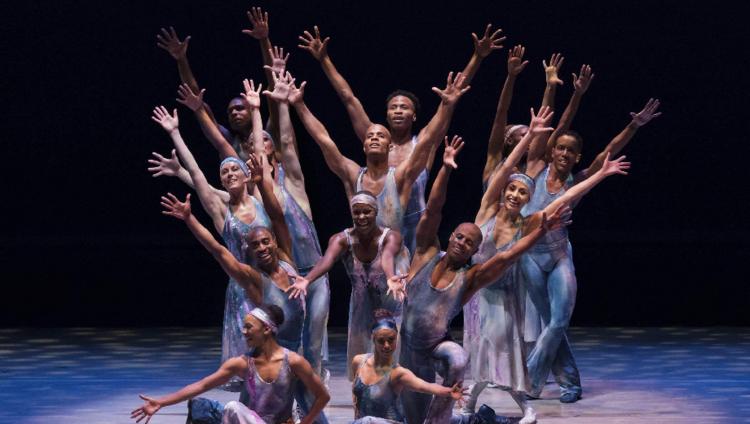 - Alvin Ailey American Dance Theater